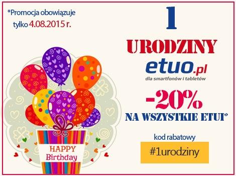 pierwsze urodziny etuo.pl
