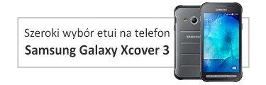 etui na telefon Samsung Galaxy Xcover 3