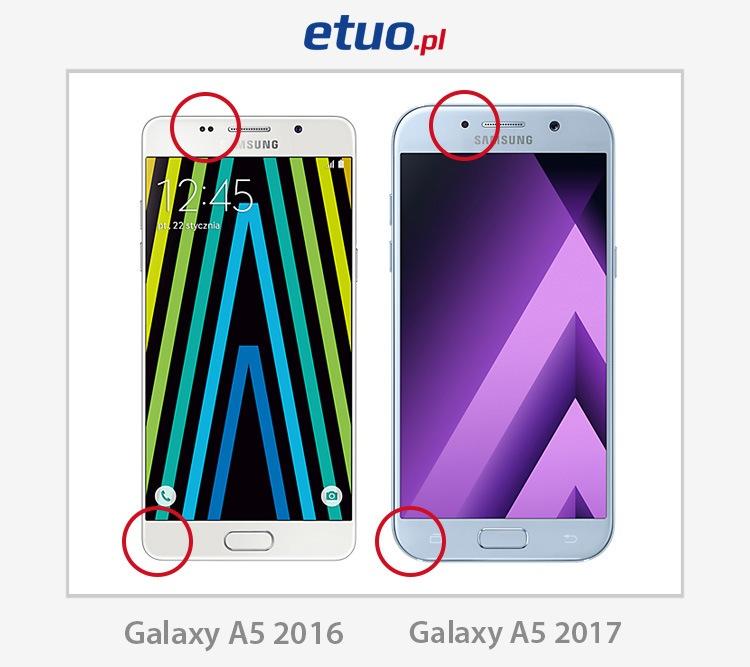 samsung galaxy a5 2016, samsung galaxy a5 2017, różnice