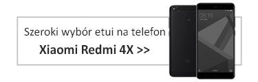 etui na Xiaomi Redmi 4x