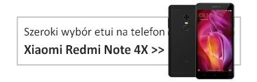 etui na Xiaomi Redmi Note 4x