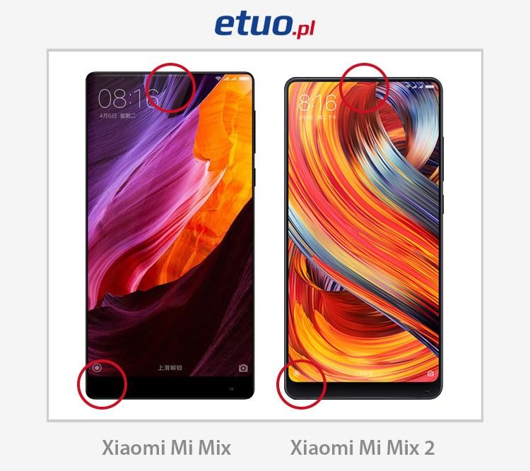 Xiaomi Mi Mix i Xiaomi Mi Mix 2