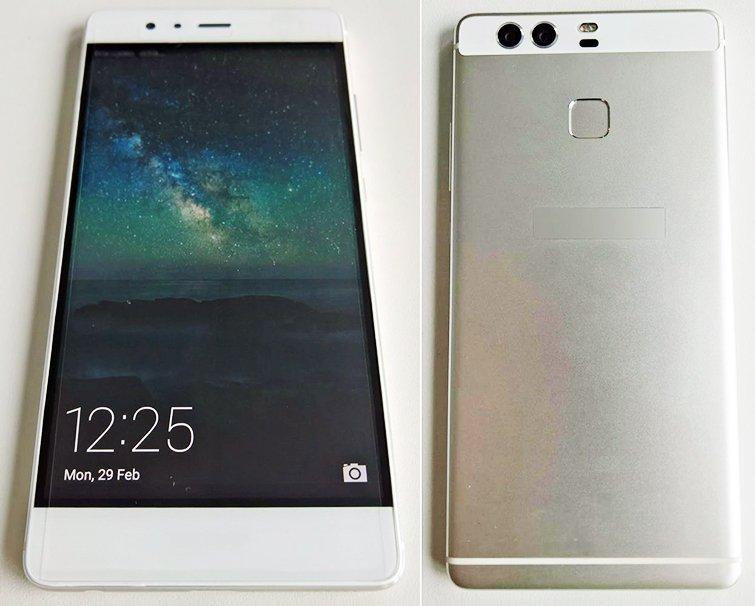 najnowszy model Huawei P9