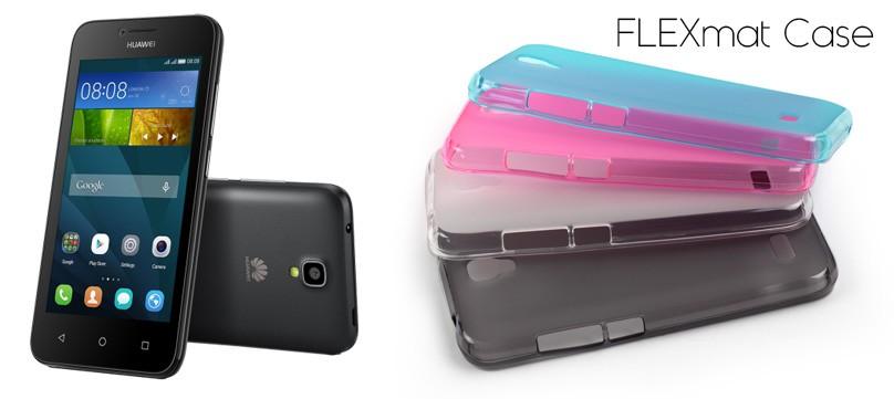 elastyczne etui z TPU dla Huawei Y5