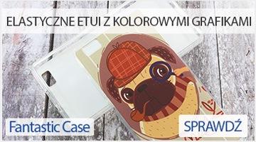 Etui na telefon Fantastic Case do Huawei P8 Lite