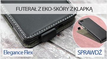 Etui na telefon Elegance Flex do Huawei P8 Lite