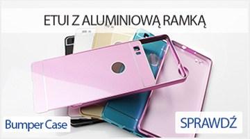 Etui na telefon Bumper Case do Huawei P8 Lite