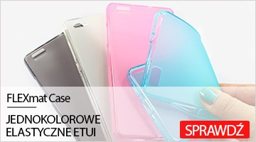 Etui na telefon do Huawei P8 FLEXmat Case
