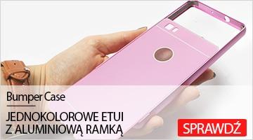 Etui na telefon do Huawei P8 Lite Bumper Case