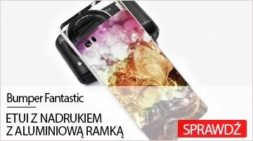 Etui na telefon do Huawei P8 Lite Bumper Fantastic