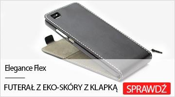 Etui na telefon do Huawei P8 Lite Elegance Flex