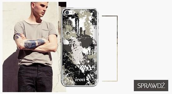 Etui na telefon icon modern safari
