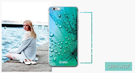 Etui na telefon icon morskie krople
