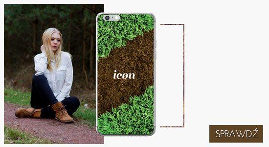 Etui na telefon icon natura