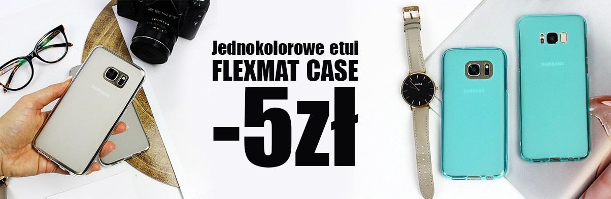 Promocja Flexmat Case -5zł