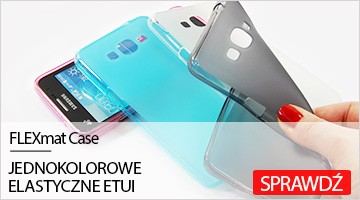 Etui na telefon do Samsung Galaxy A5 FLEXmat Case