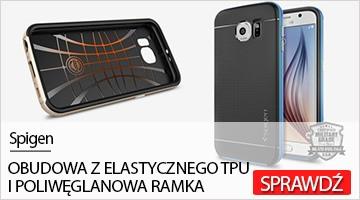 Etui na telefon Spigen do Samsung Galaxy S6