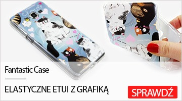 Etui na telefon Fantastic Case do Samsung Galaxy A5