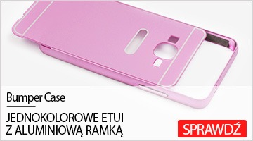 Etui na telefon Bumper Case do Samsung Galaxy A5