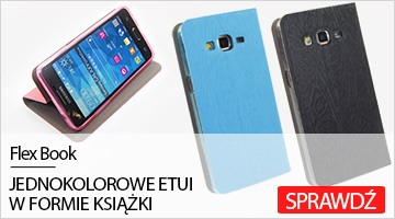 Etui na telefon Flex Book do Samsung Galaxy A5