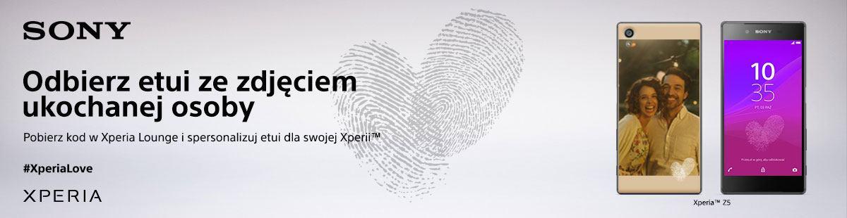 Zaprojektu etui do Sony Xperia w etuo.pl