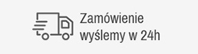 Zamówienie wyślemy w 24h